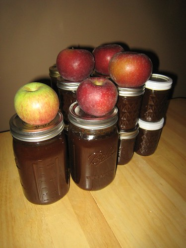 Genuine, Homemade Watkins Applebutter