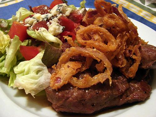 Dinner:  June 23, 2007