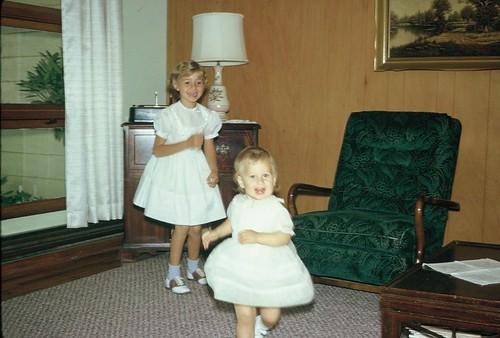 Cheryl and Linda