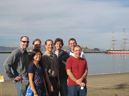 Us and Alcatraz
