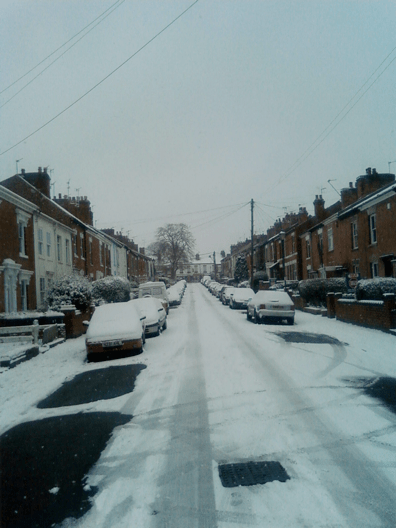 ourStreetinSnow