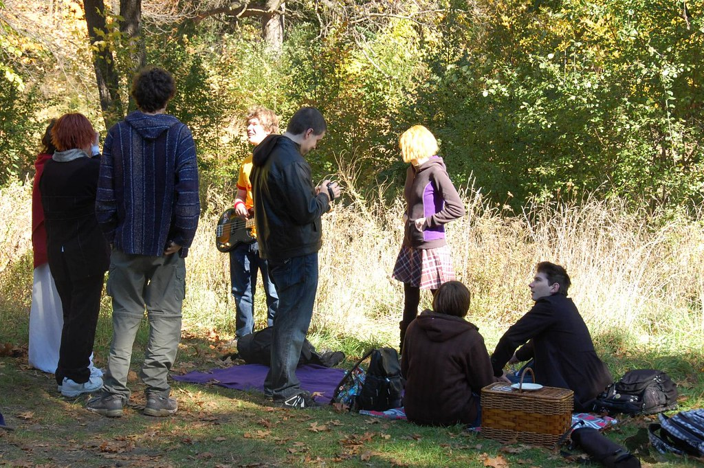 cosplay picnic high park 26
