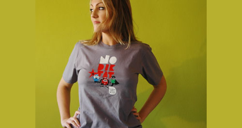 Family T-Shirt by No Diktat