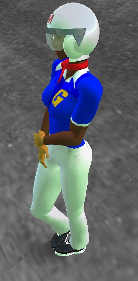Speed Racer Uniform 3