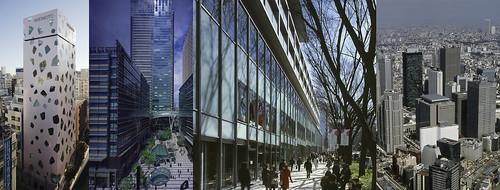 Tokyo Old and New 東京伊東豐雄建築暨設計參訪團
