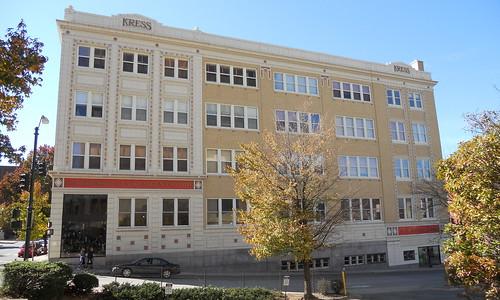 Asheville Kress Building