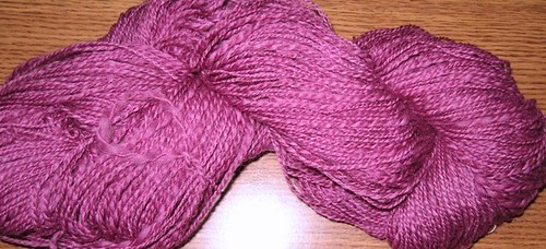Handspun from Myler
