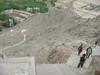 Stairway to Shanti Stupa, Leh, Ladakh