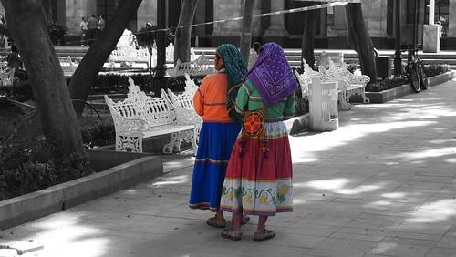 Ladies Of colour