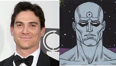 Billy Crudup como Dr. Manhattan