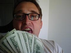 One Thousand Dollars!