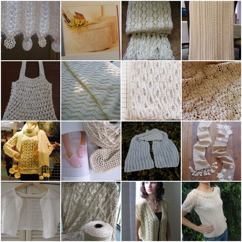 whiteknitcollage