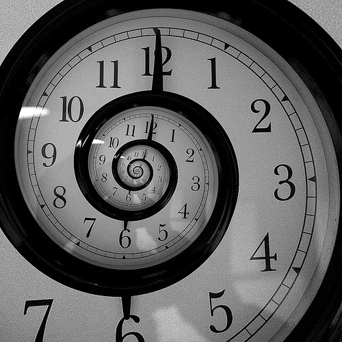 Time Travel Haikus 5-7-5 by CityGypsy11, on Flickr