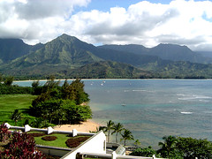Princeville Resort view
