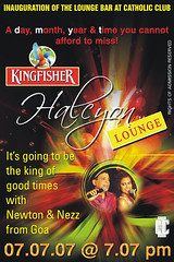 KINGFISHER Halcyon Lounge opens in Bangalore