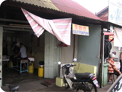 Popiah skin shop