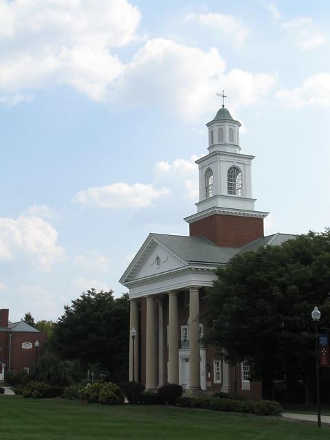 Biblioteca do Seminário Teológico Batista do Sul dos EUA