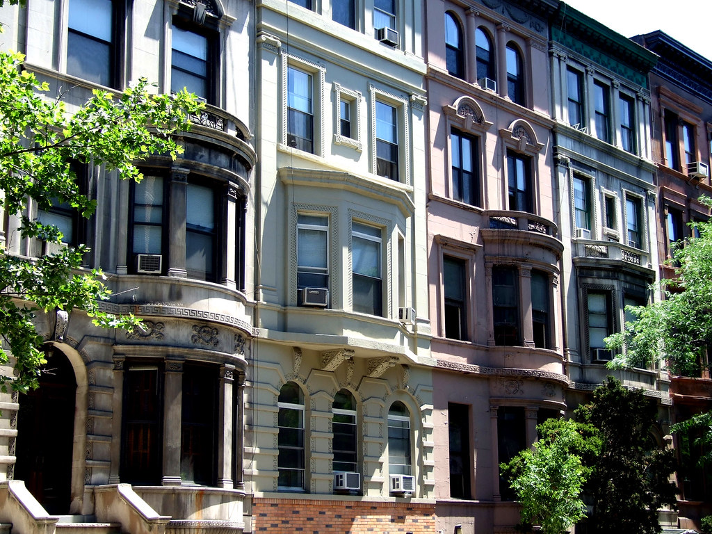 UPPER WEST SIDE BROWNSTONES 75 TH