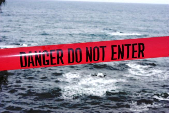 Danger Do Not Enter!