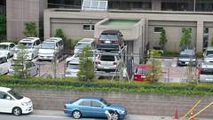Parking auto à étage