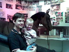 Harrison, Horse and him 2