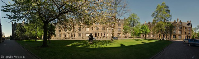 Professors' Square and Stair Building