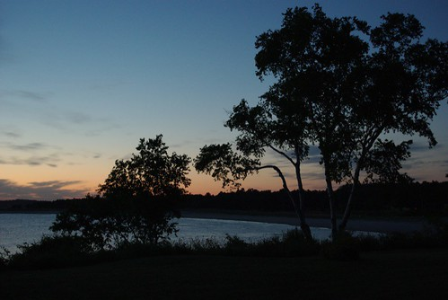Sunset at Prout's Neck