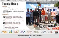 Sitio Hirsch 2005