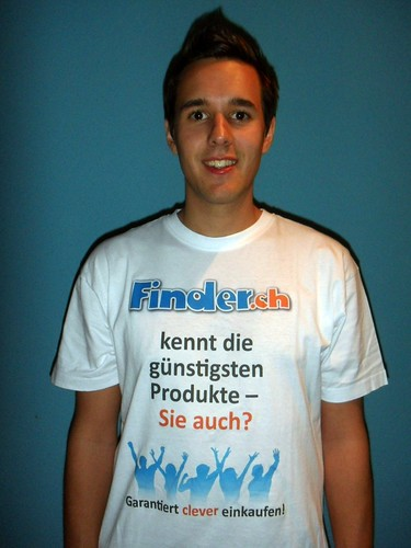 finder.ch T-Shirt