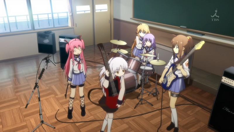 Angel Beats! Episode 10 - 05