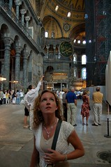 I don't know where to look first inside Aya Sofia