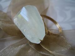 nekkid rings- aquamarine