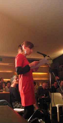 Martina Kink Bloglesung