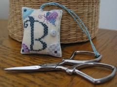 Scissor fob for Berglind