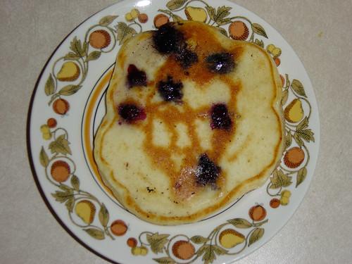 Abe Lincoln Pancake