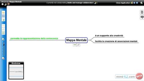 screenshot da mind42