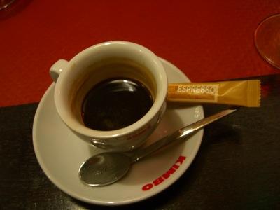 mmmm espresso