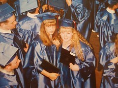 Crystal & Lisa, May 1996