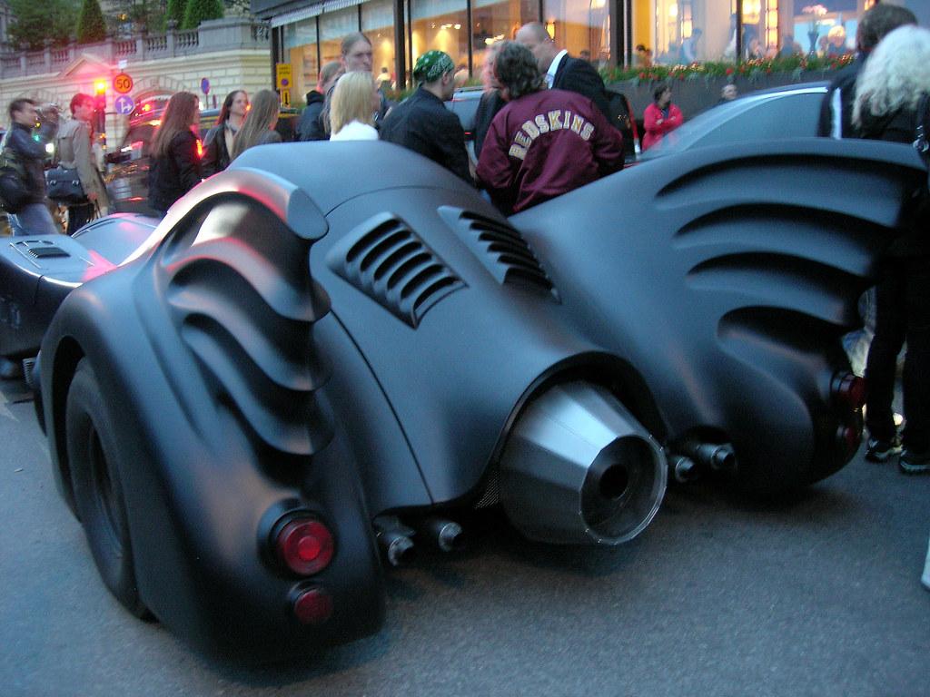 Batmobile - 4