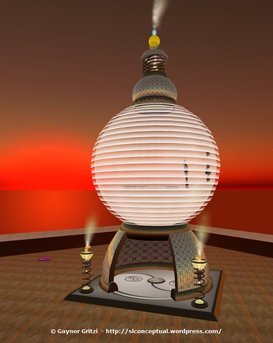 Your Stupa's In The Oven