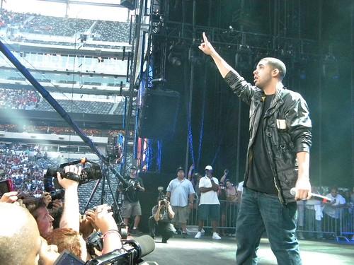 Nicki Minaj and Drake Summer Jam 2010