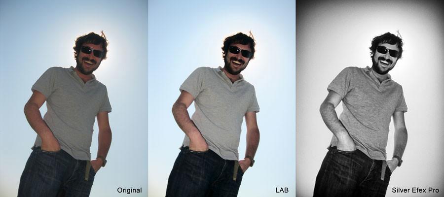 Lab-SilverEfex