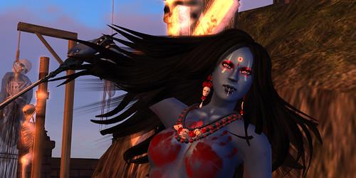 Kali's Dance IV