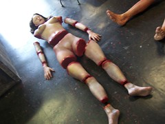 dismembered woman