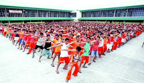 CPDRC Inmates' Algorithm March