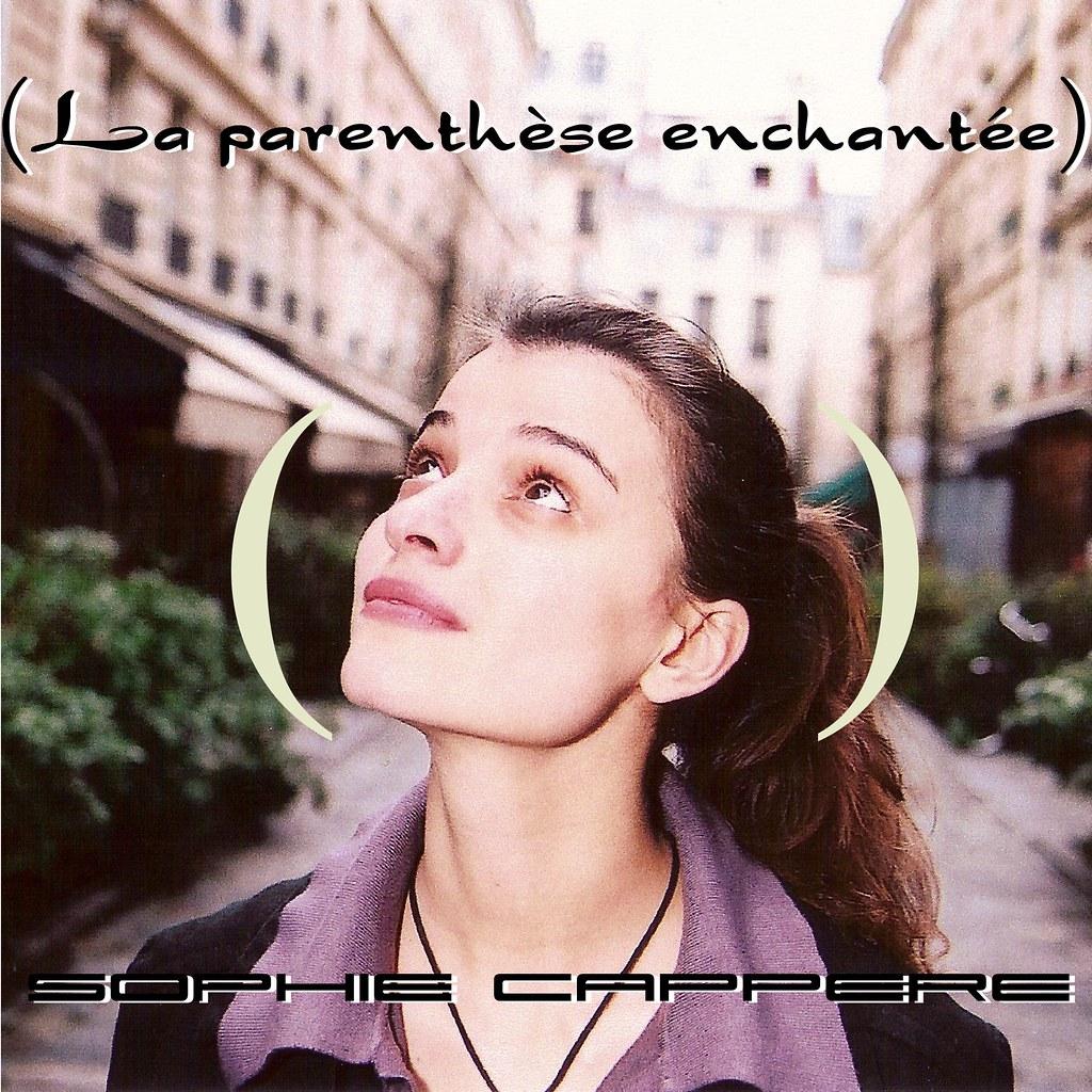 Sophie Cappere-Parenthèse enchantée