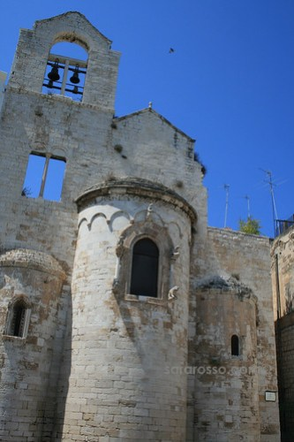 "Chiesa d'Ognissanti - ""Every Saint"" Church in Trani"