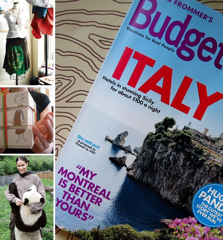 Budget Travel *New* Look
