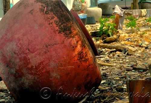 Thailand Slum