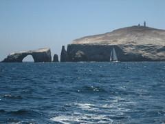 Anacapa Sea Arch, Channel Islands